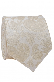 Slips 6 cm - Jacquard Off White