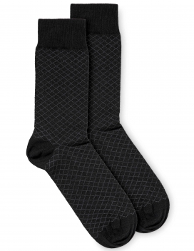 Socks | Crisp | Black